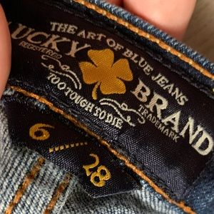 Lucky Brand Jeans - Lucky Brand Sweet N Low Bootcut Jeans
